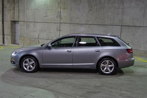 Audi A6 Avant 2010 by 2010 Audi A6 Avant Reduced Corcars