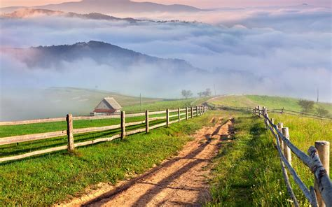country landscape wallpaper wallpapersafari