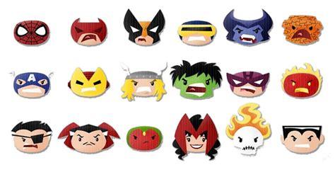 marvel emoji keyboard emoji