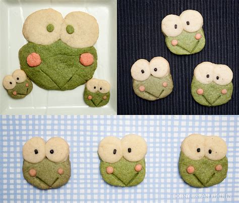 Cookies Keroppi keroppi cookies tiny kitchen
