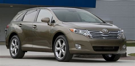 Toyota Venza 2012 Model 2012 Toyota Venza Gets Three Trims For The New Model Year