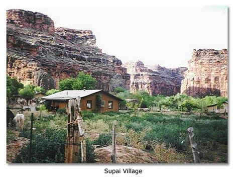 villages in usa indian village of supai desertusa