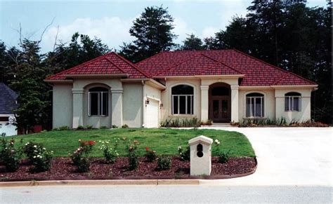 mediterranean style house plans so replica houses