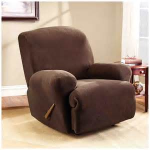 Reclining Sofa Slipcover Sure Fit Sure Fit Recliner Cover Home Furniture Design