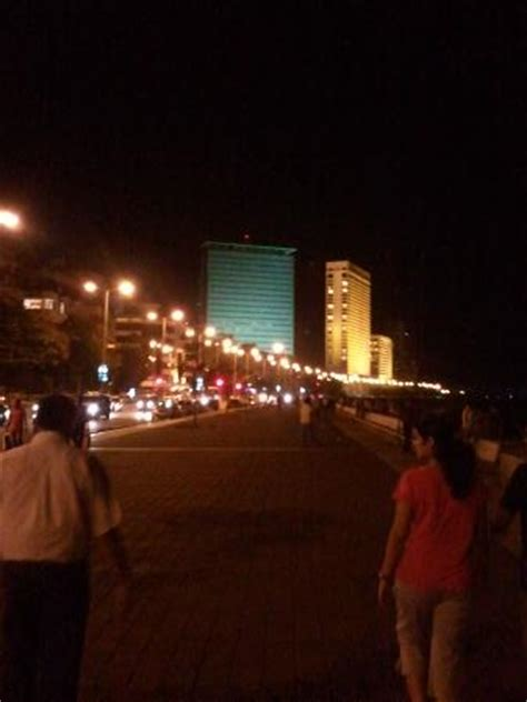 View of hotel at night   Picture of Trident, Nariman Point