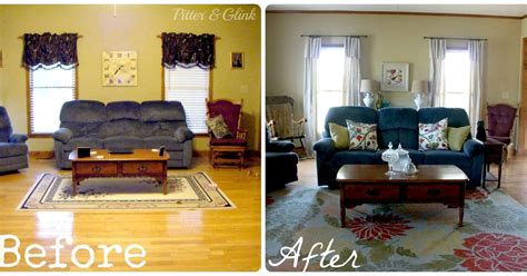 living room makeovers living room makeover without paint or new furniture hometalk