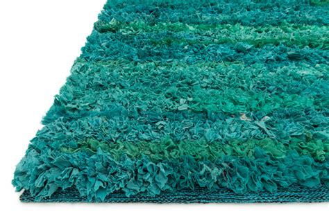 aqua shag rug aqua eliza shag rug by loloi rugs rosenberryrooms