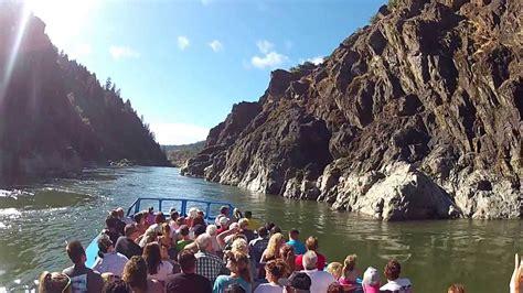 grand canyon jet boat hellgate canyon wild jetboat ride youtube