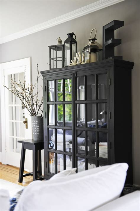 living room armoire designing home thoughts on decorating the top of an armoire