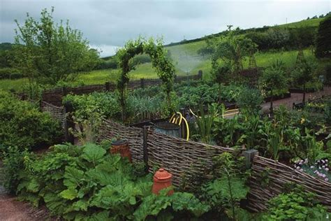 Kitchen Gardens Design | ideas for starting a kitchen garden garden design