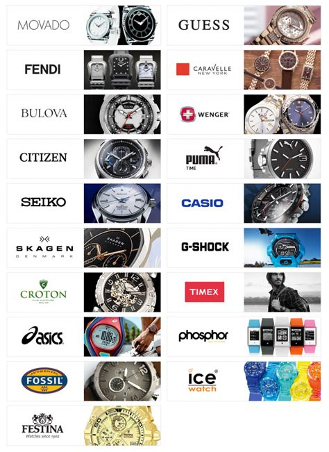 best watches brands best name brand watches