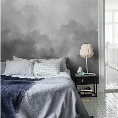 wallpaper grey bedroom mr perswall wallpaper could you dry brush this with