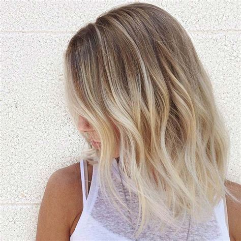 trendy haircuts ideas strawberry bronde balayage bob by kellymassiashair 15 balayage hair color ideas with highlights fashionisers 169