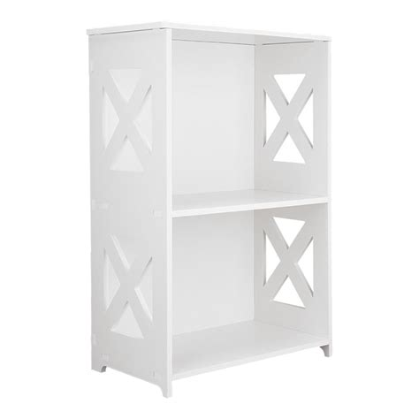 desk and shelving unit diy desk 2 tiers shelving cd book storage unit display