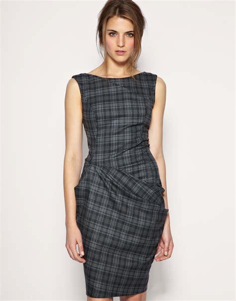 Chik Dress silhouette of the season ladylike chic dresses
