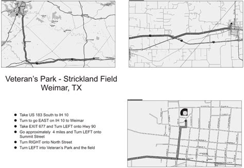 printable local maps abua map to weimar strickland field