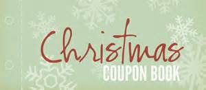 homemade coupon book free homemade christmas coupon book