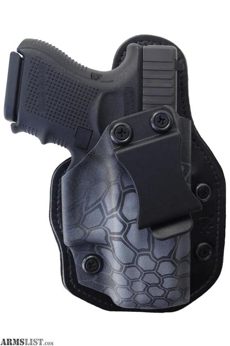 most comfortable iwb holster armslist for sale iwb holster glock 26 27