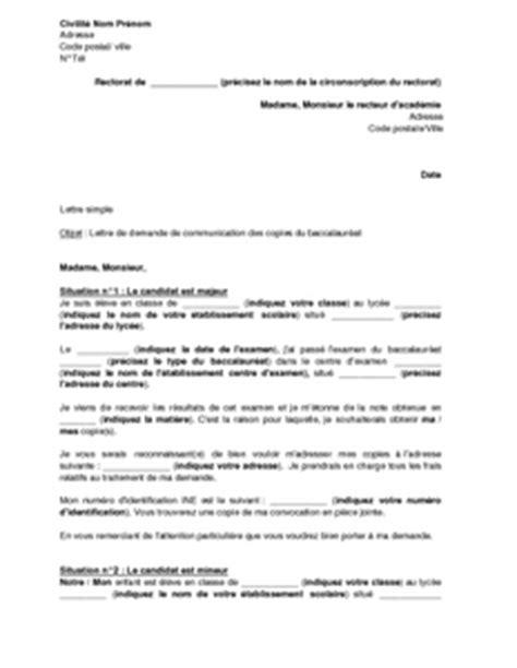 Exemple De Lettre De Demande De Jugement Copie De Lettre Lettre De Motivation 2017