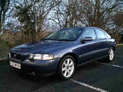 motor auto repair manual 2003 volvo s60 on board diagnostic system volvo 2003 s60 d5 s blue manual car for sale