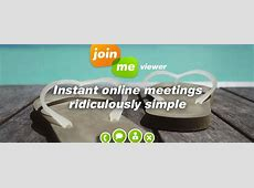 Join.Me - Tutorial To Your Online Meeting & Screen Sharing ... Join.me