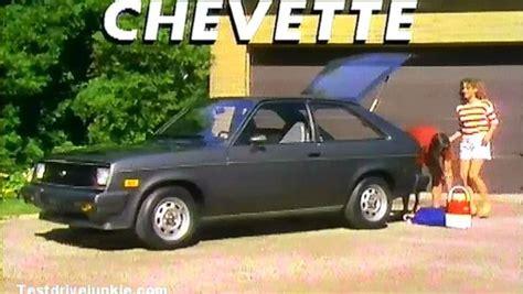 vehicle repair manual 1987 pontiac chevette instrument cluster 187 1985 chevrolet chevette manufacturer promo