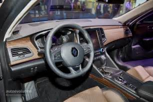 Real Estate And Interior Design Renault Talisman Is Living Proof French Can Do A Passat