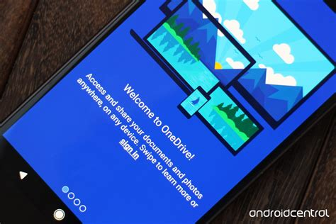onedrive android best microsoft apps for android android central