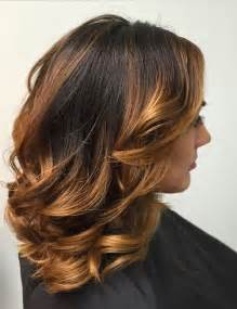 layered highlighted hair styles 70 brightest medium length layered haircuts and hairstyles