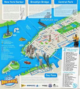 Map Of New York Attractions by Optimus 5 Search Image New York Attractions Map Printable