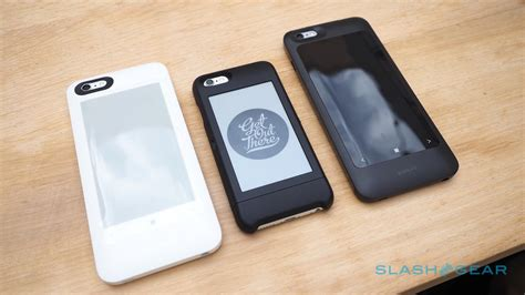 popslate 2 is e ink for your iphone done right slashgear