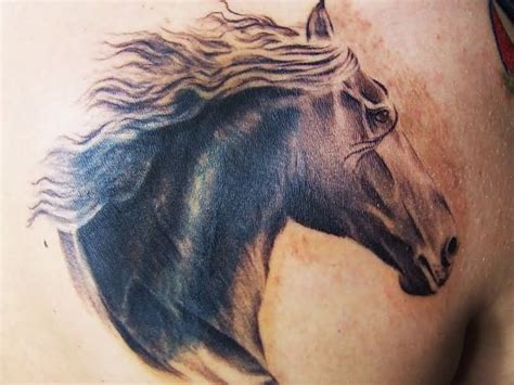 horse head tattoo ideas and designs page 4