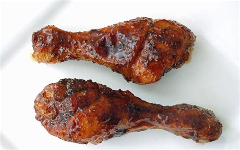 how to cook chicken legs the sweet and spicy recipe