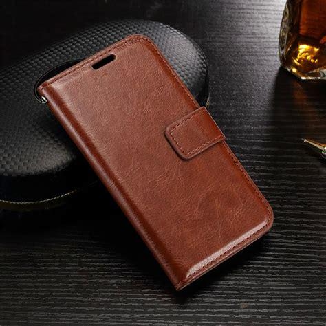Flipcover Leather Samsung J1 1 luxury retro leather for samsung j120 j120f wallet flip cover for samsung galaxy j1 2016 sm