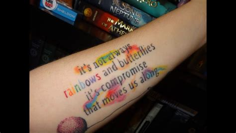 watercolor tattoos quotes watercolor maybe a different quote but i the