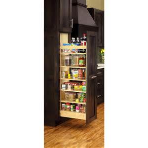 shop rev a shelf 11 in w x 51 81 in h wood 1 tier cabinet