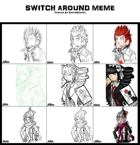 Switch Around Meme - switch around meme by exolutionize on deviantart