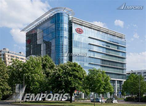 Kia Office Kia Motors European Headquarters Design Center