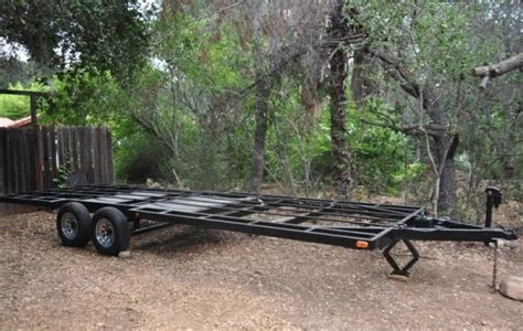 Tiny House Trailer For Sale by Tiny House Trailer For Sale With Extras For Your Project