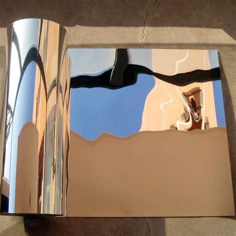 Wallpaper Aluminium 45cm X 5m 6 0 5m x 4m reflective solar decorative mirror foil