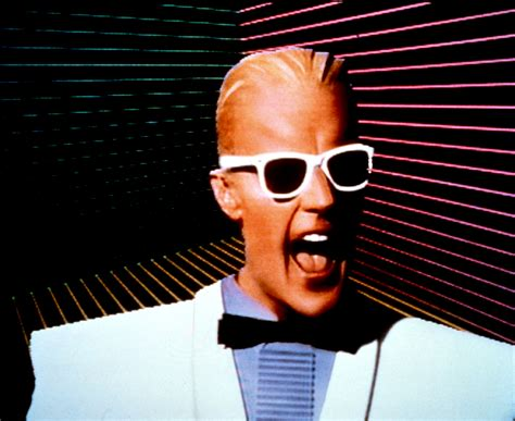 tapeten max live max headroom geeks and beats podcast