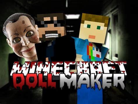 ssundee haunted doll maker 1 doll maker 5 videolike