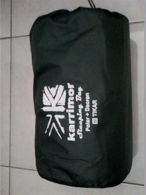 Karrimor Sleeping Bag Polar Dacron karrimor polar dacron jogja sleeping bag