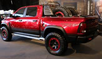 Dodge Concept Truck The Ram Rebel Trx Concept Is The Top And I Want One