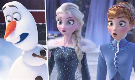 1634 Cocoice Frozen olaf s frozen adventure trailer look at disney spin entertainment