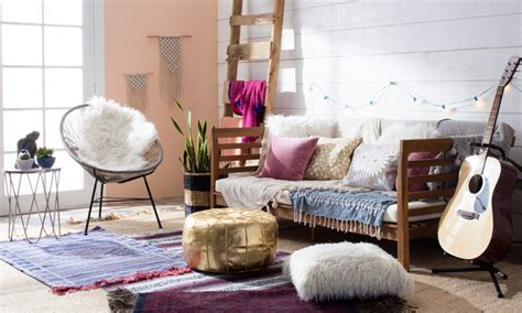 chic style living room boho chic furniture decor ideas you ll overstock