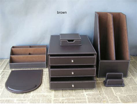 leather desk organizers leather desk organizers cubi adjust a file large leather