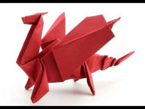 Origami Naga - origami