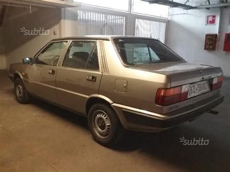 sold lancia prisma 1985 used cars for sale autouncle