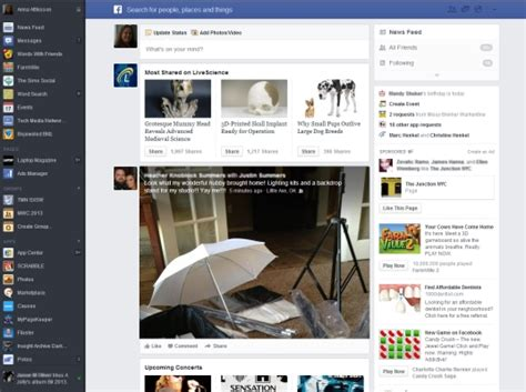 fb blueprint new fb purity beta works with new facebook newsfeed